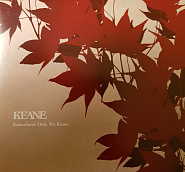 Keane - Somewhere Only We Know piano sheet music