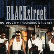 Blackstreet and etc - No Diggity piano sheet music