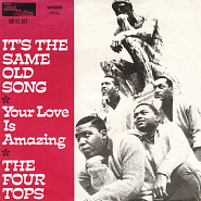 The Four Tops - It's the Same Old Song piano sheet music