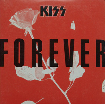 Kiss - Forever piano sheet music