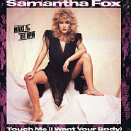 Samantha Fox - Touch Me (I Want Your Body) piano sheet music