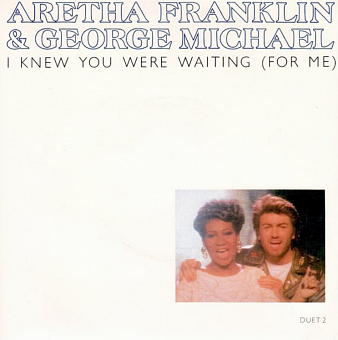 Aretha Franklin, George Michael - I Knew You Were Waiting (For Me) piano sheet music