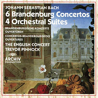 Johann Sebastian Bach - Brandenburg Concerto No. 1 in F major, BWV 1046 – Allegro piano sheet music