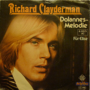 Richard Clayderman - Dolannes Melody piano sheet music