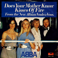 ABBA - Does Your Mother Know piano sheet music