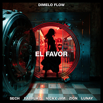Dimelo Flow, Nicky Jam, Sech, Zion, Lunay, Farruko - El Favor piano sheet music