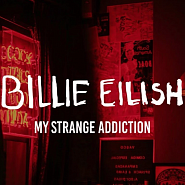 Billie Eilish - my strange addiction piano sheet music