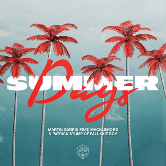 Martin Garrix, Macklemore, Fall Out Boy - Summer Days piano sheet music