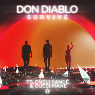 Don Diablo and etc - Survive piano sheet music