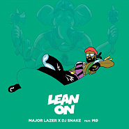 Major Lazer and etc - Lean On piano sheet music