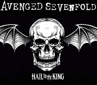 Avenged Sevenfold - Hail to the King piano sheet music