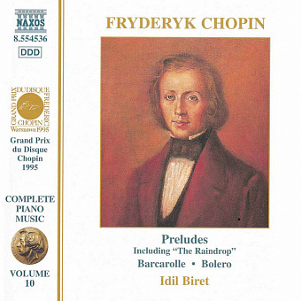 Frederic Chopin - Prelude in C Major Op. 28, No. 1 piano sheet music