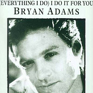 Bryan Guy Adams - Everything I Do piano sheet music