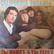 The Mamas & the Papas - California Dreamin' piano sheet music