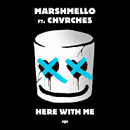Marshmello and etc - Here With Me piano sheet music