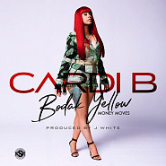 Cardi B - Bodak Yellow piano sheet music
