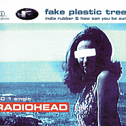 Radiohead - Fake Plastic Trees piano sheet music