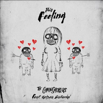 The Chainsmokers, Kelsea Ballerini - This Feeling piano sheet music