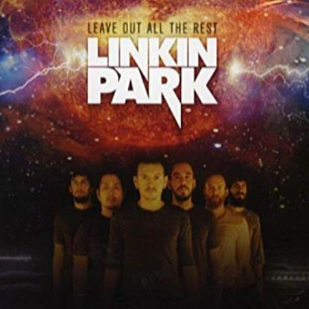 Linkin Park - Leave Out All The Rest piano sheet music