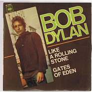 Bob Dylan - Like a Rolling Stone piano sheet music