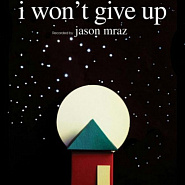 Jason Mraz - I Won't Give Up piano sheet music