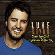 Luke Bryan - Country Girl (Shake It for Me) piano sheet music