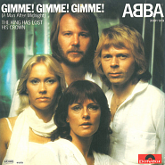 ABBA - Gimme! Gimme! Gimme! (A Man After Midnight) piano sheet music