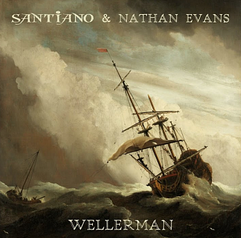 Santiano, Nathan Evans - Wellerman piano sheet music