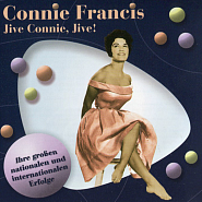 Connie Francis - Jive Connie piano sheet music