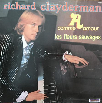 Richard Clayderman - A Comme Amour piano sheet music