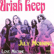 Uriah Heep - July Morning piano sheet music