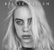 Billie Eilish - Ocean eyes piano sheet music
