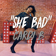 Cardi B and etc - She Bad piano sheet music