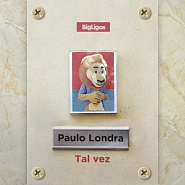 Paulo Londra - Tal Vez piano sheet music