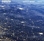 Oasis - Don't Stop… piano sheet music