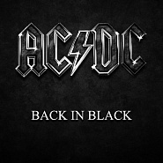 AC/DC - Back in Black piano sheet music