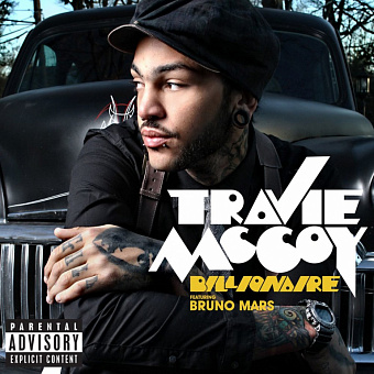 Travie McCoy, Bruno Mars - Billionaire piano sheet music