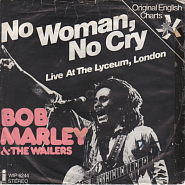 Bob Marley and etc - No Woman, No Cry piano sheet music