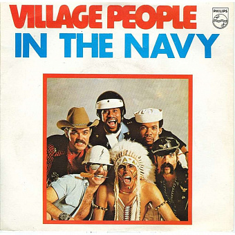 Village People - In the Navy piano sheet music