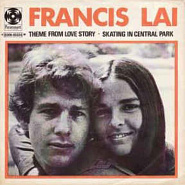 Francis Lai - Main Theme (Love Story) piano sheet music