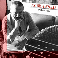 Astor Piazzolla -  Libertango piano sheet music