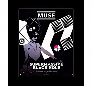 Muse - Supermassive Black Hole piano sheet music