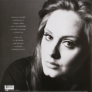 Adele - Lovesong piano sheet music