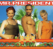 Mr. President - Coco Jamboo piano sheet music