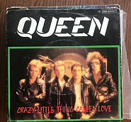 Queen - Crazy Little Thing Called Love piano sheet music