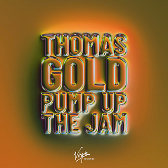 Thomas Gold - Pump Up The Jam piano sheet music