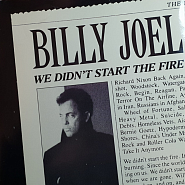 Billy Joel - We Didn't Start the Fire piano sheet music
