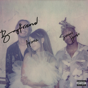 Ariana Grande, Social House - boyfriend piano sheet music