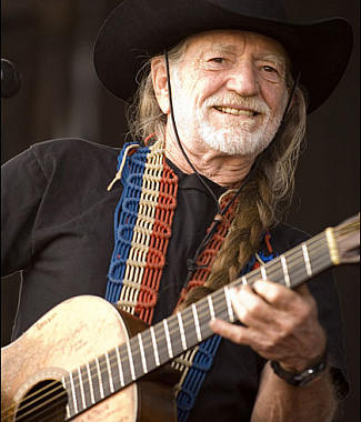 Willie Nelson piano sheet music