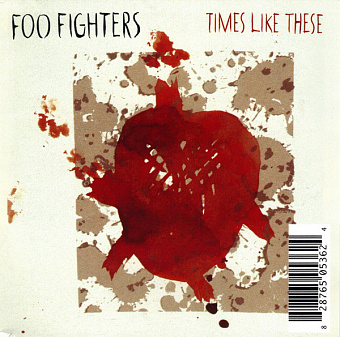 Foo Fighters - Times Like These piano sheet music